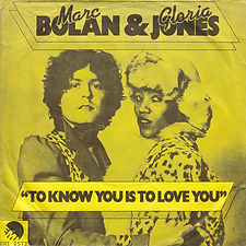 Marc Boland Gloria Jones To Know You Is To Love You Denmark