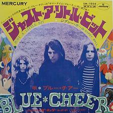 Blue Cheer Just a Little Bit Japan
