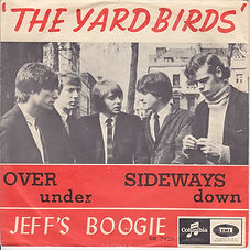 Yardbirds Over Under Sideways Down Norway