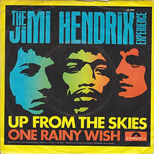 Jimi Hendrix Up From The Skies Norway
