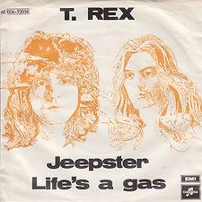 T Rex Jeepster Denmark