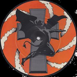 Black Sabbath - Turn Up The Night / Lonely Is The Word - UK - Vertigo SAB 6 P - 1982 (Picture Disc)