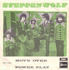 Steppenwolf Move Over Norway