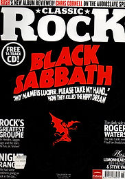 Black Sabbath - Classic Rock No.106
