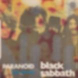 Black Sabbath - Paranoid / The Wizard - Italy - Vertigo 6059 010 - 1970 - Back