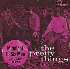 Pretty Things Midnight To Six Man Denmark