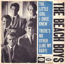 Beach Boys The Little Girl I Once Knew Sweden