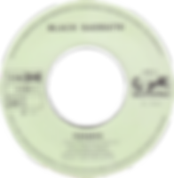 Black Sabbath - Paranoid / Sabbath Bloody Sabbath - France - Eurodisc 11462- 1977 - Side 1