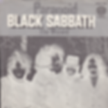 Black Sabbath - Paranoid / The Wizard - Germany - Vertigo 6059 010- 1970