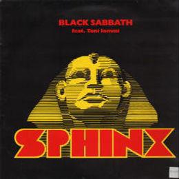 Black Sabbath - Sphinx - LP - Bootleg