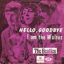 Beatles Hello Goodbye Norway