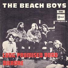 Beach Boys Long Promised Road Norway
