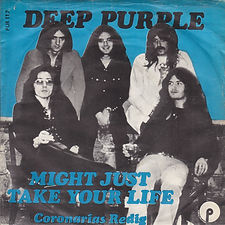 Deep Purple Might Just Take Your Life Denmark