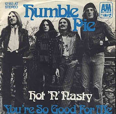 Humble Pie Hot'n'Nasty Germany