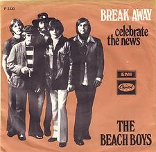 Beach Boys Break Way Denmark