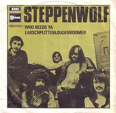 Steppenwolf Who Needs Ya Sweden