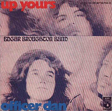Edgar Broughton Band Up Yours Germany