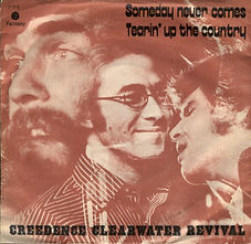 CCR Someday Never Comes Denmark