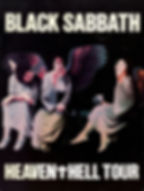 Black Sabbath Tour Programme Gallery
