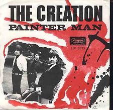 Creation Painter Man Holland