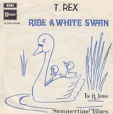 T Rex Ride a White Swan Norway