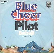 Blue Cheer Pilot Spain