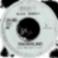 Black Sabbath - Paranoid / Snowblind Beograd Disc SVKS 3019- 1980 - Side B