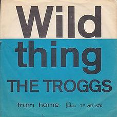 Troggs Wild Thing Denmark
