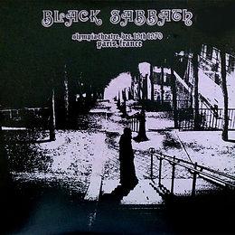 Black Sabbath - Olympia Theatre - LP - Bootleg