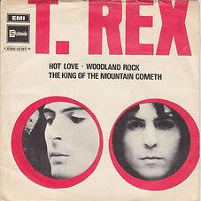 T Rex Hot Love Sweden