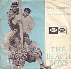 Beach Boys Good Vibrations Denmark