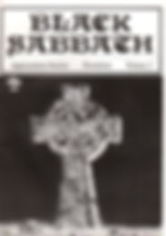 Black Sabbath - Fanzine - Appreciation Society - Volume 2