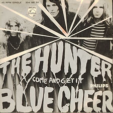 Blue Cheer The Hunter Holland