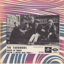 Yardbirds Shapes Of THings Sweden