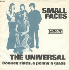 Small Faces The Universal Denmark