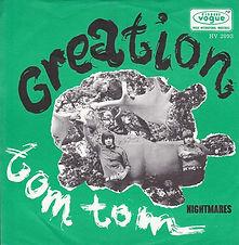 Creation Tom Tom Holland