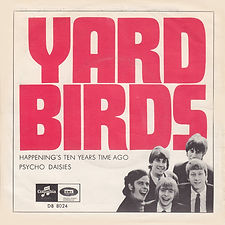 Yardbirds Happening Ten Years Time Ago Sweden