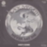 Black Sabbath - Never Say Die / She's Gone - Spain - Vertigo 6079 103- 1978 - Back