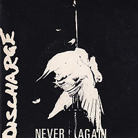 Discharge - UK 1981  NM-/VG+  €15