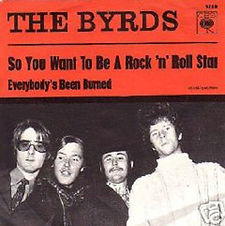 Byrds So You Want To Be a Rock'n'Roll Star Sweden