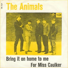 Animals Bring It On Home To Me Denmark