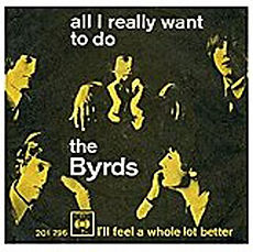Byrds All I Really Want To Do Denmark