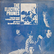 Electric Prunes I Had Too Much To Dream EP Thailand