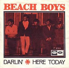 Beach Boys Darlin' Sweden