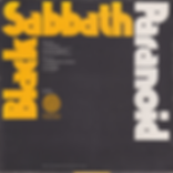 Black Sabbath - Paranoid / Black Sabbath / Tomorrow's Dream / Changes - Australia - Vertigo  6276 009 - 1973 - back
