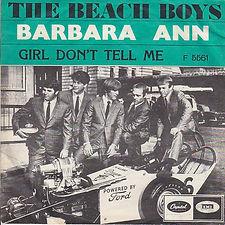 Beach Boys Barbara Ann Norway
