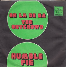 Humble Pie Oh La De Da Yugoslavia