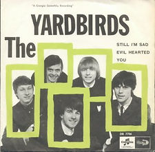 Yardbirds Evil Hearted You