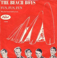 Beach Boys Fun Fun Fun Sweden
