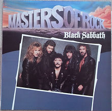 Black Sabbath - Masters of Rock - South Africa